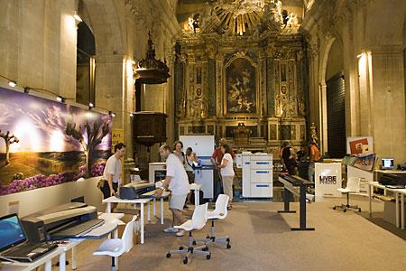HP Center at Arles