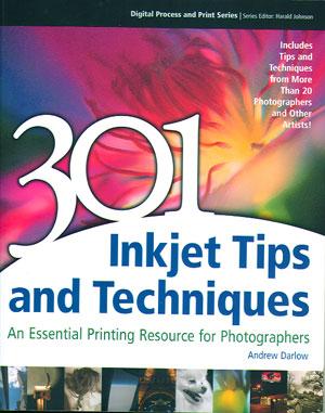 Andrew Darlow inkjet printing book review