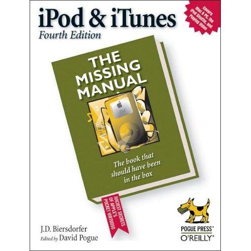 iPod & iTunes Book