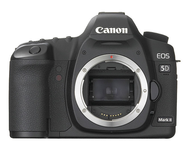 Canon 5D Mark II digital camera