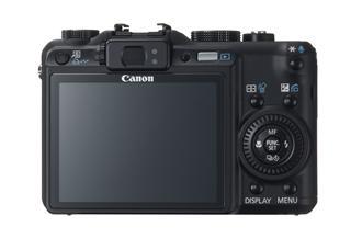 Canon G9 digital camera image noise test