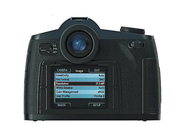 Leica S2 digital camera