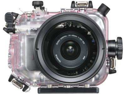 Olympus underwater cameras