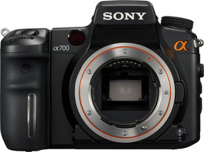 Sony Alpha 700 digital SLR