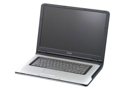 Sony Vaio A39 laptop