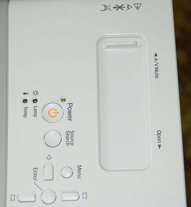 Epson 83 data projector