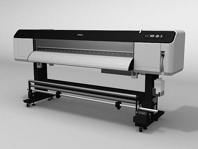 Epson GS6000 printer