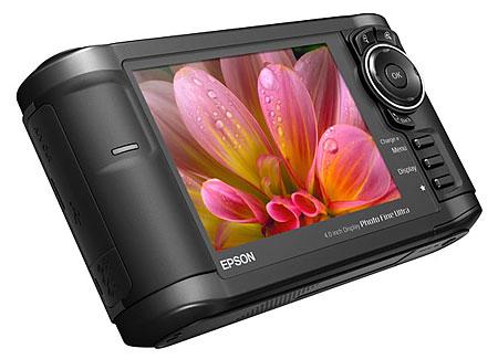Epson P-500 0 multimedia storage viewer