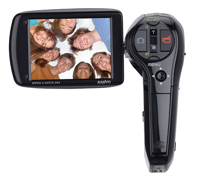 Sanyo CG9 Video Camera