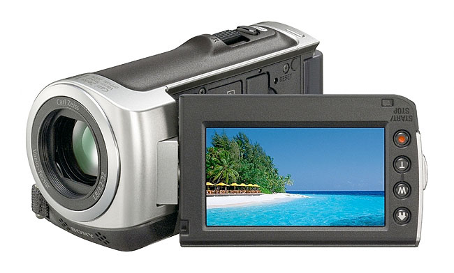 Sony CX100 digital video camcorder