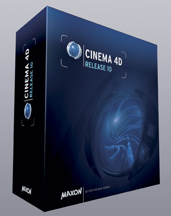 MAXON CINEMA 4D 10 DVD + 10 5 Update + Plugins + Textures +