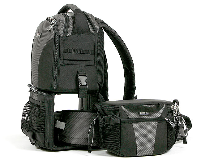 Rotation 360 camera backpack bag