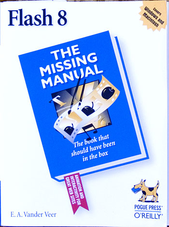 Flash 8, The Missing Manual