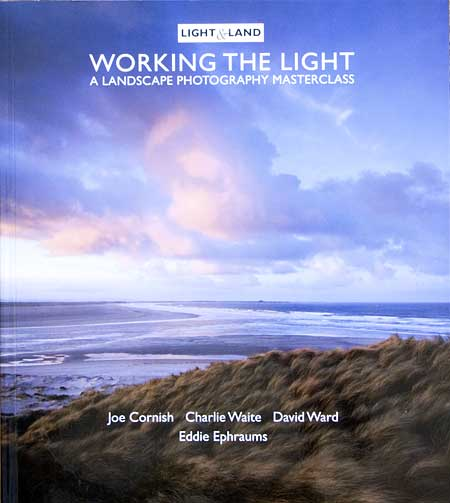 Working the Light photography book