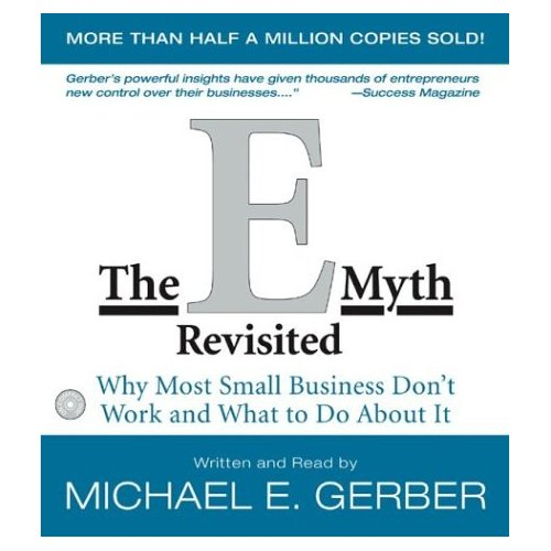 E-Myth Revisited Book