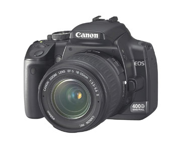 Canon 400D/Rebel XTi Digital Camera