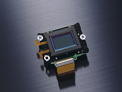 Nikon D60 Sensor unit