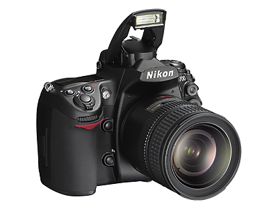 Nikon D700 digital camera