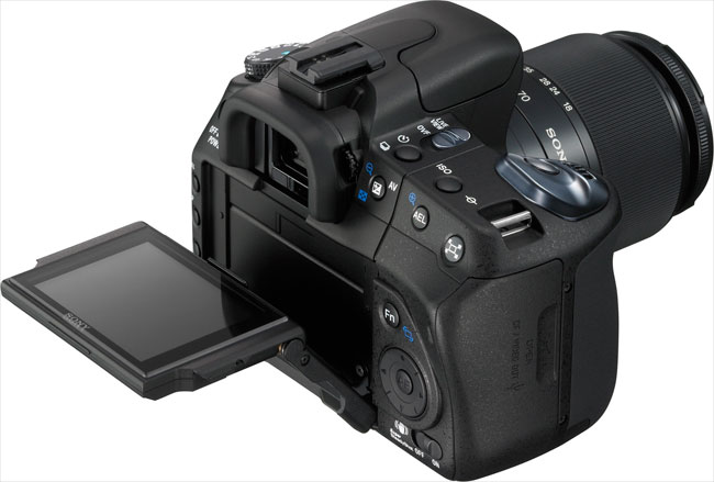 Sony Alpha 350 digital SLR