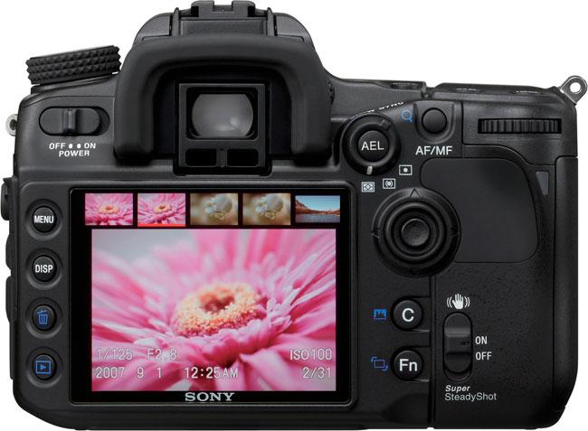 Sony A700 dSLR