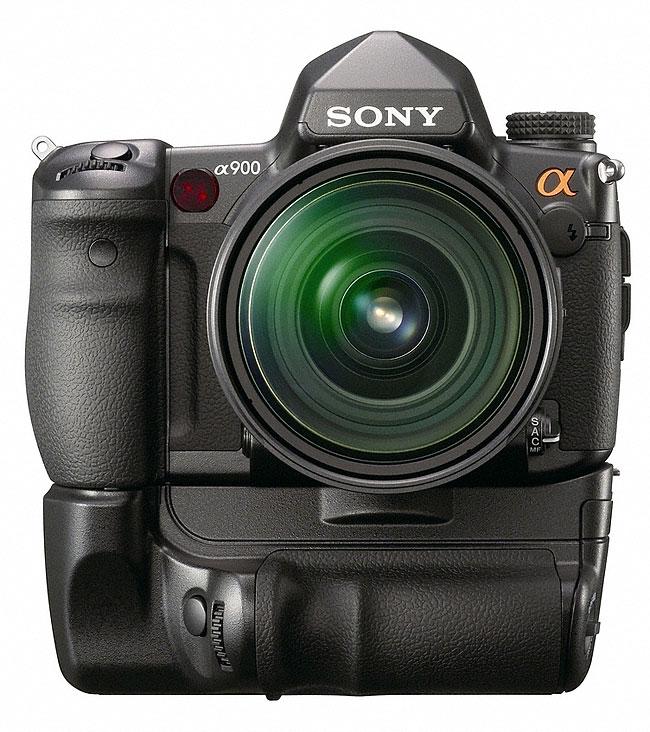 Sony A900 Digital Camera initial impressions