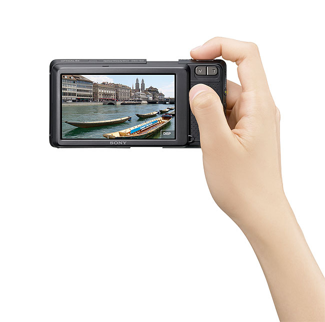 Sony G3 digital camera