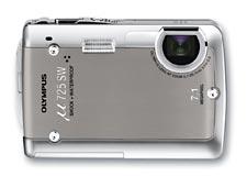 Olympus u725 SW digital camera