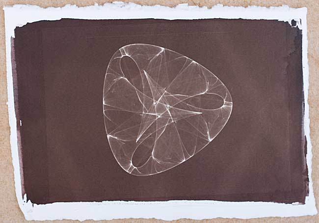 Salt print by Wayne J. Cosshall