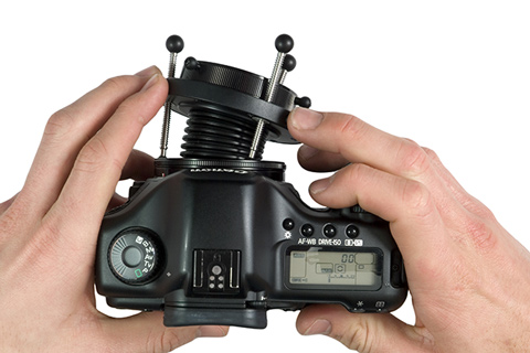 Lensbaby 3G camera lens