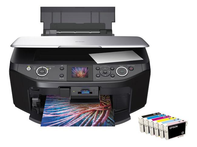 Epson RX610 inkjet printer