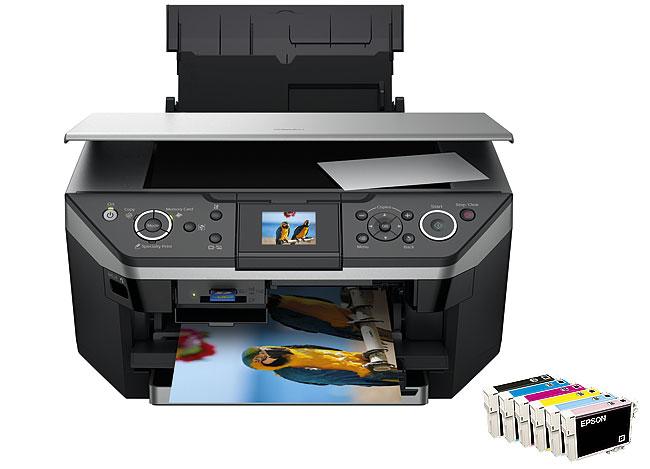Epson RX690 inkjet printer